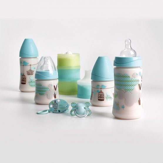 Набор Suavinex Welcome Baby Set  0+ месяцев