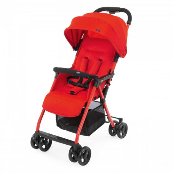 Коляска Chicco Ohlala 3 Stroller Red Passion с 0+ мес